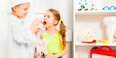 Imagen niños dentistas odontopediatría Almería