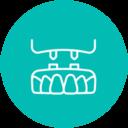 Icono prótesis dental Almería