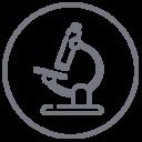 Imagen microscopio tecnología odontología en Almería